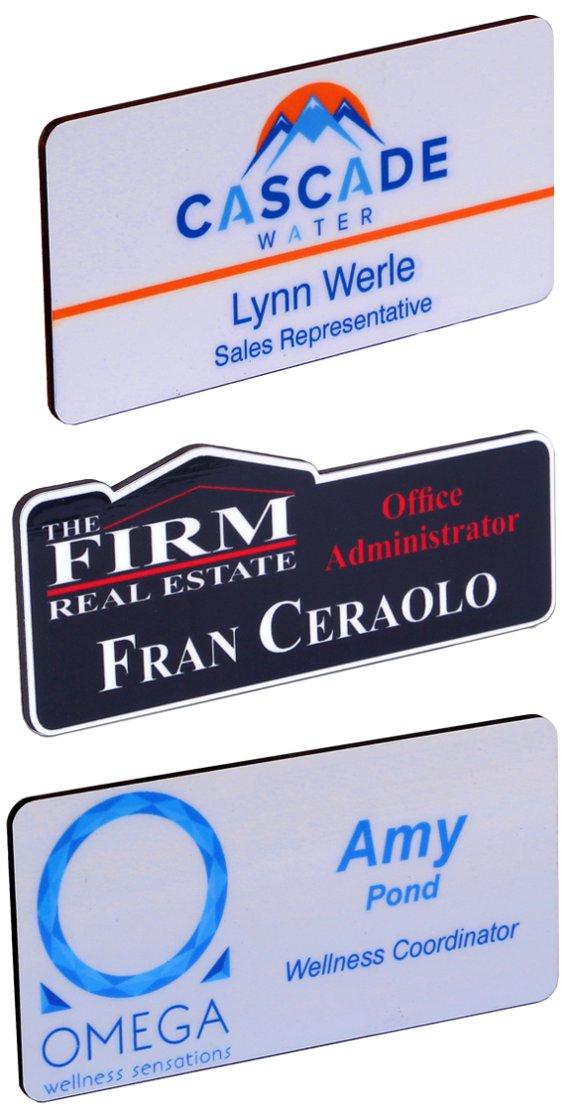 Dye-Sublimation Badges