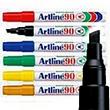 Artline EK-90 Standard Permanent Marker - Chisel Tip