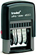 Stock Self-Inking Dater